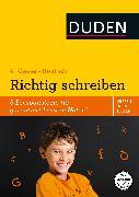 Cover-Bild zu Wissen - Üben - Testen: Deutsch - Richtig schreiben 4. Klasse (eBook) von Müller-Wolfangel, Ute