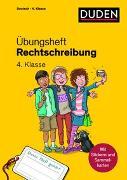 Cover-Bild zu Übungsheft - Rechtschreibung 4. Klasse von Holzwarth-Raether, Ulrike