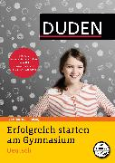 Cover-Bild zu Erfolgreich starten am Gymnasium - Deutsch (eBook) von Raether, Annette