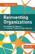 Cover-Bild zu Reinventing Organizations
