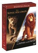 Cover-Bild zu Favreau, Jon (Reg.): Der König der Löwen (2 Movie Coll.) Anim + LA