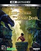 Cover-Bild zu Favreau, Jon (Reg.): The Jungle Book (LA) - 4K+ 2D