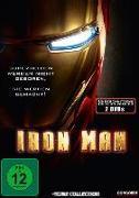 Cover-Bild zu Robert Downey Jr. (Schausp.): Iron Man SE