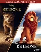 Cover-Bild zu Favreau, Jon (Reg.): Il Re Leone (2 Movie Coll.), Anim + LA (LA)