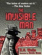 Cover-Bild zu Wells, H. G.: The Invisible Man (eBook)