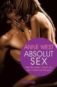 Cover-Bild zu West, Anne: Absolut Sex
