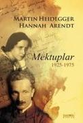 Cover-Bild zu Heidegger, Martin: Mektuplar 1925-1975