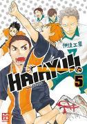 Cover-Bild zu Furudate, Haruichi: Haikyu!! 05