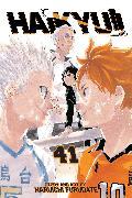 Cover-Bild zu Furudate, Haruichi: Haikyu!!, Vol. 41
