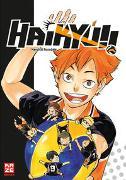 Cover-Bild zu Furudate, Haruichi: Haikyu!! Sammelbox 1