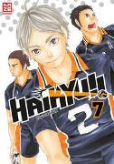 Cover-Bild zu Furudate, Haruichi: Haikyu!! 07