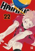 Cover-Bild zu Furudate, Haruichi: Haikyu!! - Band 22