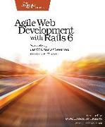 Cover-Bild zu Ruby, Sam: Agile Web Development with Rails 6