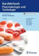 Cover-Bild zu Kurzlehrbuch Pharmakologie und Toxikologie von Herdegen, Thomas (Hrsg.)