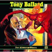 Cover-Bild zu Tony Ballard, Folge 35: Der Albtraum-Dämon (Audio Download) von Birker, Thomas