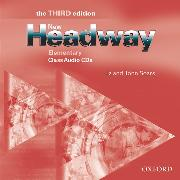 Cover-Bild zu New Headway: Elementary Third Edition: Class Audio CDs (2) von Soars, John
