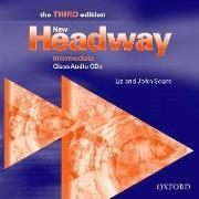 Cover-Bild zu New Headway: Intermediate Third Edition: Class Audio CDs von Soars, Liz