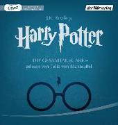 Cover-Bild zu Harry Potter - Die Gesamtausgabe - gelesen von Felix von Manteuffel