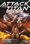 Cover-Bild zu Isayama, Hajime: Attack on Titan - Before the Fall 17