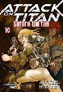 Cover-Bild zu Isayama, Hajime: Attack on Titan - Before the Fall 10