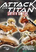 Cover-Bild zu Isayama, Hajime: Attack on Titan - Before the Fall 9