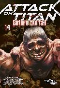 Cover-Bild zu Isayama, Hajime: Attack on Titan - Before the Fall 14