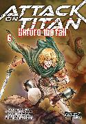 Cover-Bild zu Isayama, Hajime: Attack on Titan - Before the Fall, Band 6