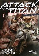 Cover-Bild zu Isayama, Hajime: Attack on Titan - Before the Fall, Band 7