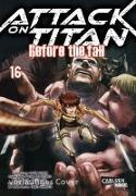Cover-Bild zu Isayama, Hajime: Attack on Titan - Before the Fall 16