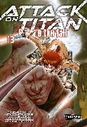 Cover-Bild zu Isayama, Hajime: Attack on Titan - Before the Fall 13