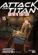 Cover-Bild zu Isayama, Hajime: Attack on Titan - Before the Fall 15