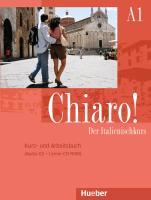 Cover-Bild zu Chiaro! A1. Kurs- und Arbeitsbuch