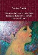 Cover-Bild zu Pittrici Nella Francia Della Belle Epoque