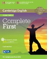 Cover-Bild zu Complete First. Student's Book with answers