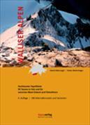 Cover-Bild zu Hochtouren Topoführer Walliser Alpen