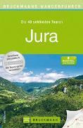 Cover-Bild zu Bruckmanns Wanderführer Jura