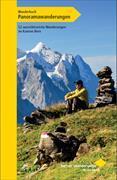 Cover-Bild zu Wanderbuch - Panoramawanderungen