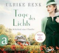 Cover-Bild zu Tage des Lichts