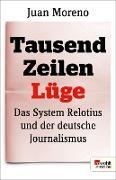 Cover-Bild zu eBook Tausend Zeilen Lüge