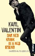 Cover-Bild zu Gar ned krank is a ned g'sund