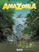 Cover-Bild zu Leo: Amazonia Episode 01