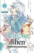 Cover-Bild zu Aimoto, Sho: Kemono Jihen - Gefährlichen Phänomenen auf der Spur 05