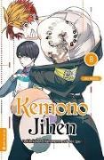 Cover-Bild zu Aimoto, Sho: Kemono Jihen - Gefährlichen Phänomenen auf der Spur 08