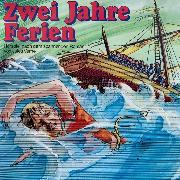 Cover-Bild zu eBook Jules Verne, Zwei Jahre Ferien