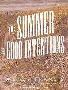 Cover-Bild zu Francis, Wendy: The Summer of Good Intentions