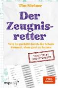 Cover-Bild zu Nießner, Tim: Der Zeugnisretter (eBook)