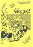 Cover-Bild zu Bausteine für den Sachunterricht 1. Heimtiere von Reichen, Jürgen