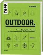 Cover-Bild zu Maker. Outdoor von frechverlag