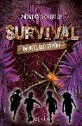 Cover-Bild zu Survival - Im Netz der Spinne von Schlüter, Andreas
