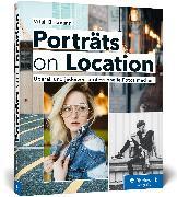Cover-Bild zu Porträts on Location von Brikmann, Vitali